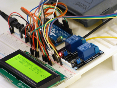 Arduino connected to other things